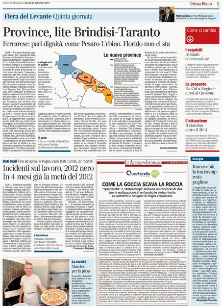 lupi corriere